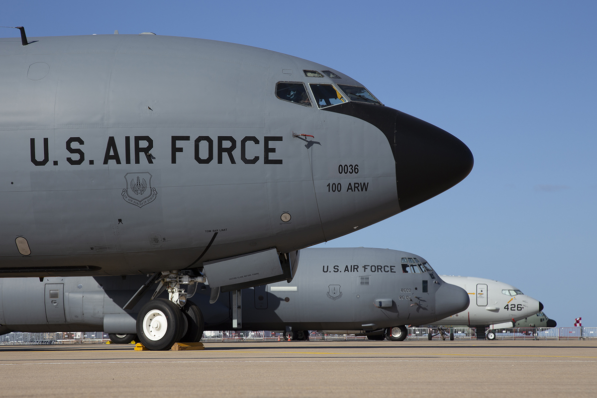 IADE USAF Stefan Goossens