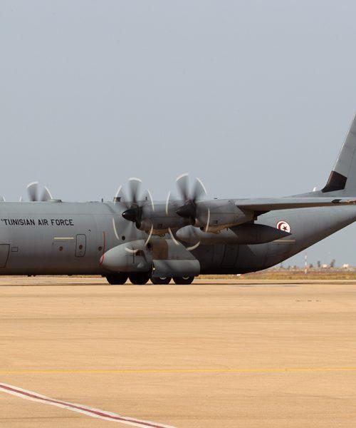 IADE C-130J 3 Arnold ten Pas